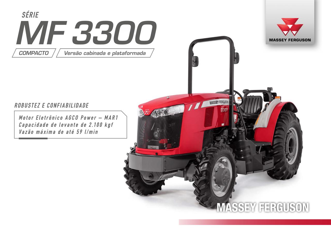 MF-SÉRIE 3300