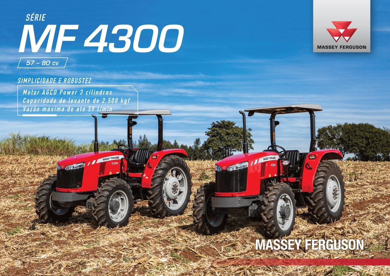 MF - SÉRIE 4300