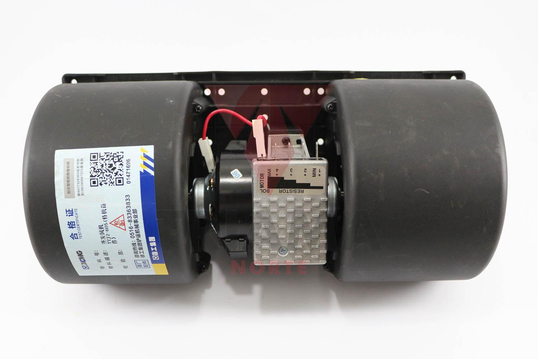 MOTOR VENTILADOR AR CONDICIONADO  XCMG LW300/ZL30/GR1803