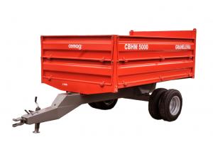 Carreta Modulada Hidráulica  CEMAG CBHM5000