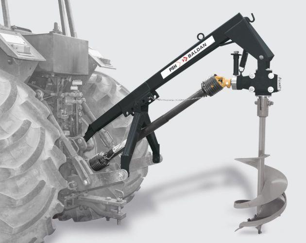 Perfurador de Solo 9x12 Baldan